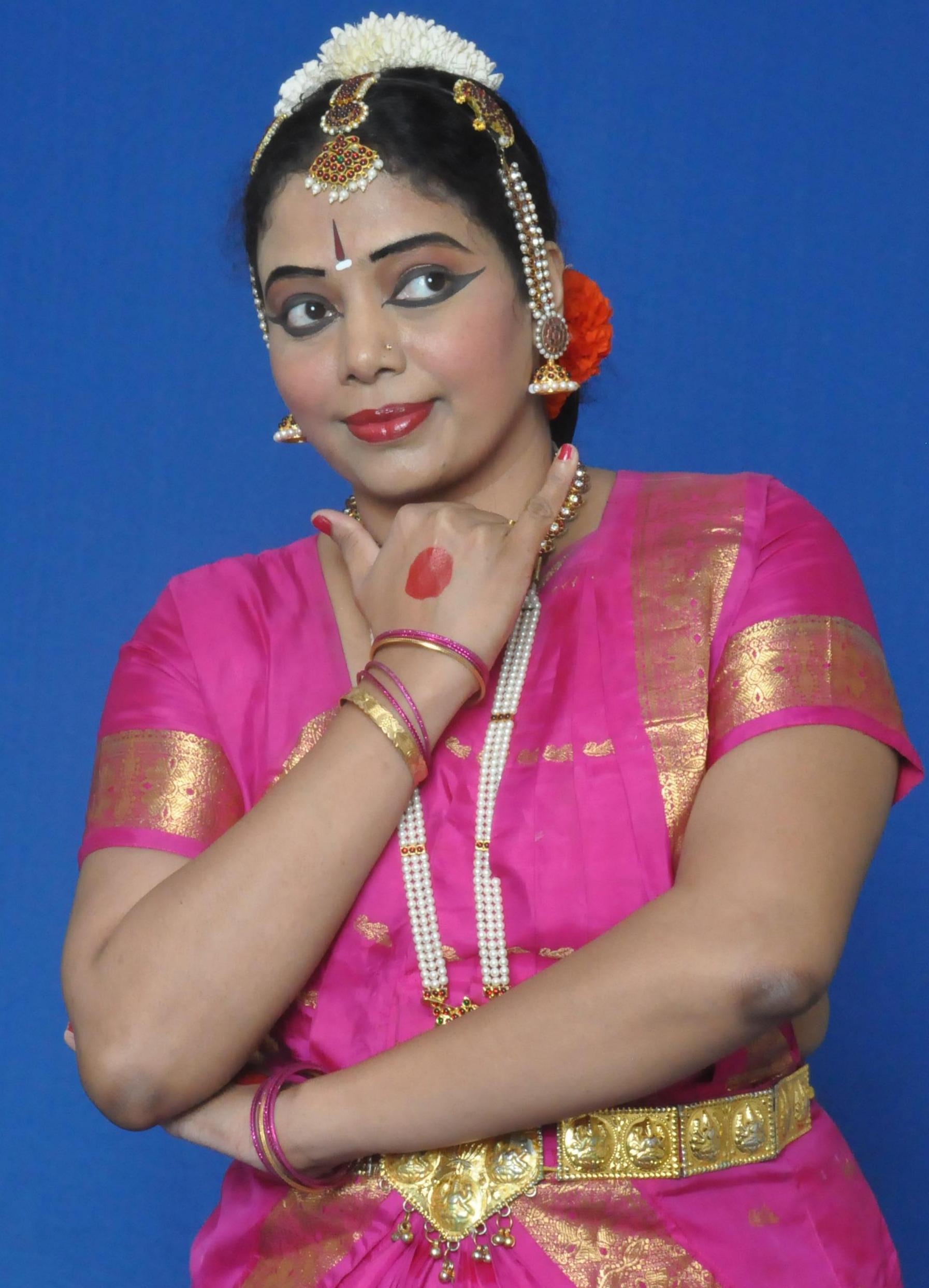 Surekha closeup 1